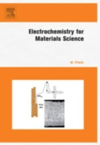 Ebook in inglese Electrochemistry for Materials Science Plieth, Walfried