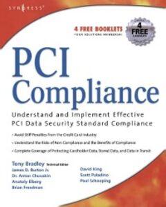 Foto Cover di PCI Compliance, Ebook inglese di Anton Chuvakin,Branden R. Williams, edito da Elsevier Science