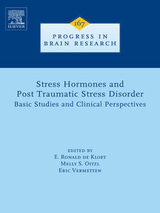 Ebook in inglese Stress Hormones and Post Traumatic Stress Disorder -, -