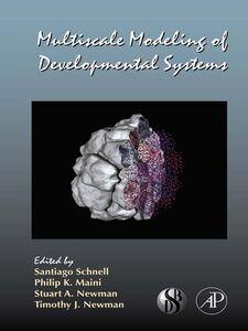 Ebook in inglese Multiscale Modeling of Developmental Systems