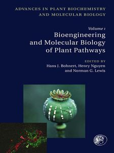 Foto Cover di Bioengineering and Molecular Biology of Plant Pathways, Ebook inglese di  edito da Elsevier Science