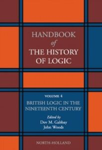 Ebook in inglese British Logic in the Nineteenth Century -, -