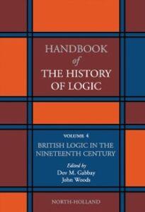 Foto Cover di British Logic in the Nineteenth Century, Ebook inglese di  edito da Elsevier Science