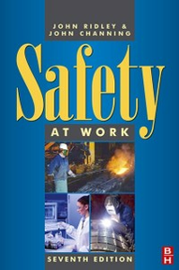 Ebook in inglese Safety at Work -, -
