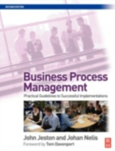 Ebook in inglese Business Process Management Jeston, John , Nelis, Johan