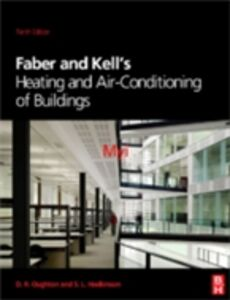 Ebook in inglese Faber & Kell's Heating & Air-conditioning of Buildings Hodkinson, Steve , Oughton, Doug