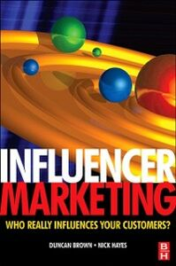 Ebook in inglese Influencer Marketing Brown, Duncan , Hayes, Nick