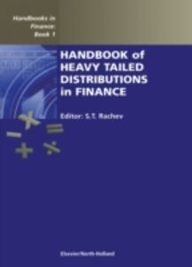 Ebook in inglese Handbook of Heavy Tailed Distributions in Finance
