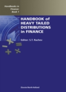 Ebook in inglese Handbook of Heavy Tailed Distributions in Finance -, -