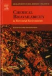 Ebook in inglese Chemical Bioavailability in Terrestrial Environments