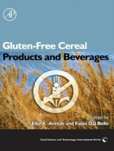 Foto Cover di Gluten-Free Cereal Products and Beverages, Ebook inglese di  edito da Elsevier Science