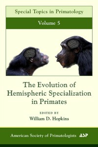 Ebook in inglese Evolution of Hemispheric Specialization in Primates -, -