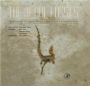Foto Cover di Jehol Fossils, Ebook inglese di  edito da Elsevier Science