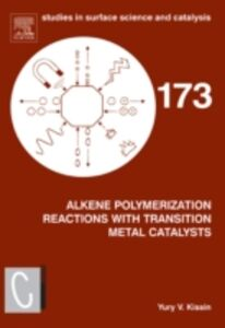 Foto Cover di Alkene Polymerization Reactions with Transition Metal Catalysts, Ebook inglese di Yury Kissin, edito da Elsevier Science