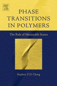 Ebook in inglese Phase Transitions in Polymers: The Role of Metastable States Cheng, Stephen Z.D.