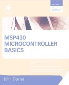 Ebook in inglese MSP430 Microcontroller Basics Davies, John H.