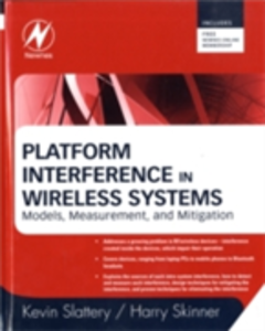Ebook in inglese Platform Interference in Wireless Systems Skinner, Harry , Slattery, Kevin