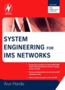 Ebook in inglese System Engineering for IMS Networks Handa, Arun