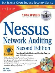 Foto Cover di Nessus Network Auditing, Ebook inglese di  edito da Elsevier Science