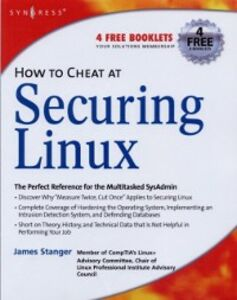 Ebook in inglese How to Cheat at Securing Linux Stanger, James