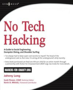 Ebook in inglese No Tech Hacking Long, Johnny