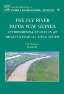 Ebook in inglese Fly River, Papua New Guinea -, -