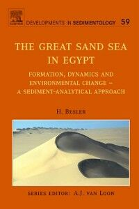 Ebook in inglese Great Sand Sea in Egypt Besler, H.