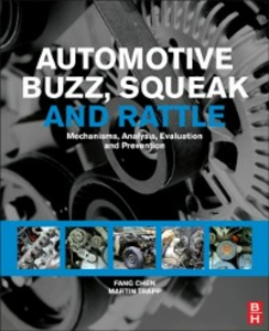 Ebook in inglese Automotive Buzz, Squeak and Rattle Chen, Fang , Trapp, Martin