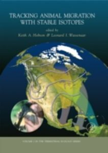 Ebook in inglese Tracking Animal Migration with Stable Isotopes