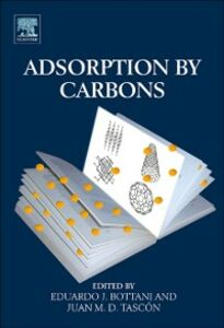 Foto Cover di Adsorption by Carbons, Ebook inglese di  edito da Elsevier Science