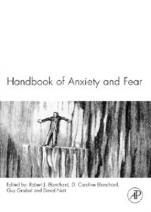 Ebook in inglese Handbook of Anxiety and Fear -, -