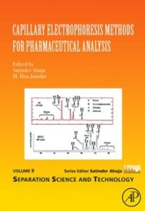Ebook in inglese Capillary Electrophoresis Methods for Pharmaceutical Analysis -, -