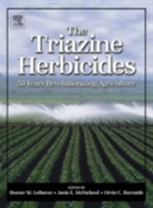 Ebook in inglese Triazine Herbicides -, -