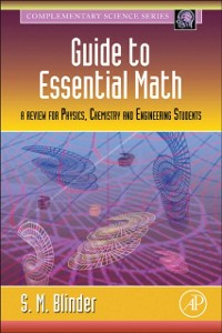 Ebook in inglese Guide to Essential Math Blinder, Sy M.