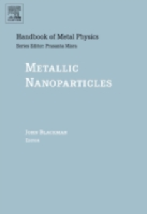 Ebook in inglese Metallic Nanoparticles -, -