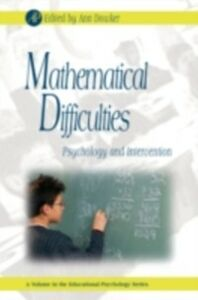 Ebook in inglese Mathematical Difficulties -, -