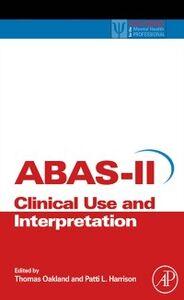 Foto Cover di Adaptive Behavior Assessment System-II, Ebook inglese di  edito da Elsevier Science