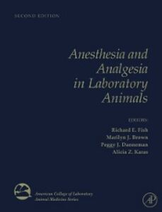 Ebook in inglese Anesthesia and Analgesia in Laboratory Animals