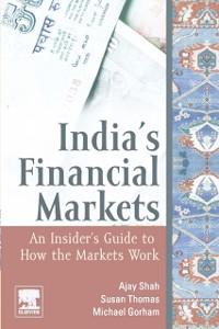 Ebook in inglese Indian Financial Markets Gorham, Michael , Shah, Ajay , Thomas, Susan