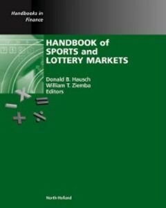 Ebook in inglese Handbook of Sports and Lottery Markets -, -