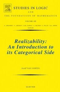 Ebook in inglese Realizability Oosten, Jaap van