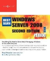 Best Damn Windows Server 2008 Book Period