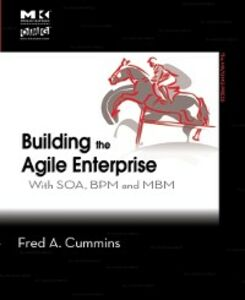 Ebook in inglese Building the Agile Enterprise Cummins, Fred A.