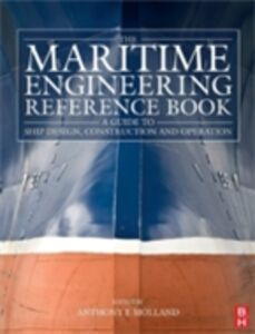Foto Cover di Maritime Engineering Reference Book, Ebook inglese di  edito da Elsevier Science