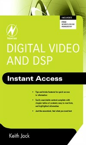 Ebook in inglese Digital Video and DSP: Instant Access Jack, Keith