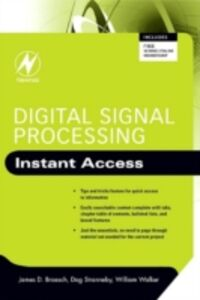 Ebook in inglese Digital Signal Processing: Instant Access Broesch, James D.