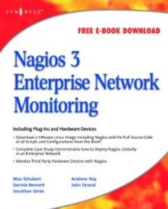Foto Cover di Nagios 3 Enterprise Network Monitoring, Ebook inglese di AA.VV edito da Elsevier Science