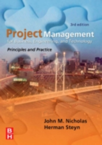 Ebook in inglese Project Management for Business, Engineering, and Technology Nicholas, John M. , Steyn, Herman