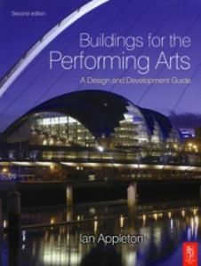 Ebook in inglese Buildings for the Performing Arts Appleton, Ian