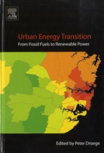 Ebook in inglese Urban Energy Transition Droege, Peter